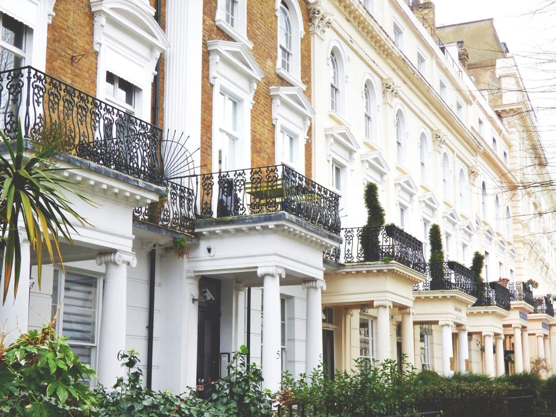 Renting an apartment in the UK